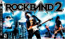NEW PS3 Rock Band 2 Special Edition Bundle Kit Guitar Drums Game & Mic RARE