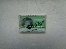 Vintage Audio cassette RAKS Raks 'n Roll 60 * Rare From Turkey 1980's *