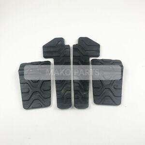 Rubber Foot Mat for Pedal Fits Caterpillar E320/324/B/C/D