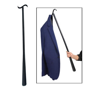 70cm Dressing Stick Push Pull Hook Long Lightweight Mobility Disability Aid .