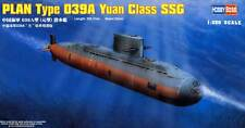 Hobby Boss submarino U-boat Pla Navy Type tipo 039a 039 a Yuan class SSG 1:350 sugerencia