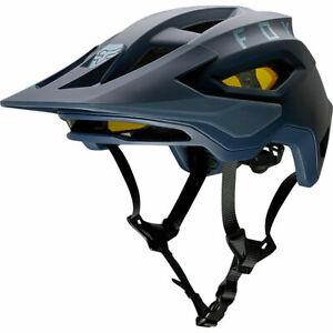 NEW Fox Racing Speedframe MIPS Downhill MTB Bicycle Helmet Navy Small