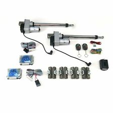 Automatic Gullwing Door Conversion Kit with Remote (2 Door) Street  AUTGWKITDD