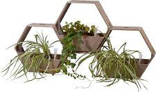 3er-Set Eco-Design Pflanzkasten Bewässerung-System Blumenkasten Blumentopf