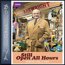 STILL OPEN ALL HOURS - COMPLETE SERIES 1 & 2  *BRAND NEW DVD***