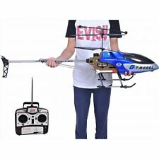 134 CM HELICOPTERO GIGANTE RC CONTROL  QS8006-2