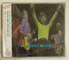 The Rolling Stones Out Of Control Cd-Single Japan 1998 Versiegelt/Sealled