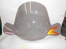Mini Spoiler plexiglass parabrezza windshield cupolino APRILIA SR AMICO fumè