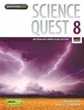 Science Quest 8 & EBookPLUS - Australian Curriculum Edition by Merrin J....