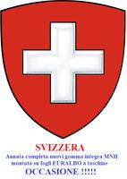 "Svizzera - 2004  - Annata completa nuova  MNH su fogli ""EURALBO-ZEUS"""