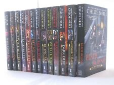 Chicagoland Vampires Novels by Chloe Neill (Books 1-13 in Series, Paperback) NEW