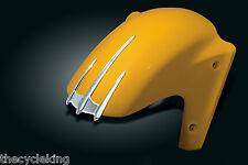 CHROME Triceptor Fender Accent/Tip - Yamaha Road Star XV 1600 & 1700 Roadstar