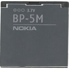 Nokia Batteria originale BP-5M per 7390,6110,6500 SLIDE,8600 LUNA,5610,5700,6220