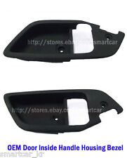 Door Inside Handle Housing for 2002-2009 Hyundai Tiburon / Coupe - 2pcs