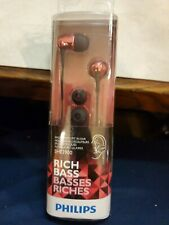 Philips -SHE3900 In-Ear Headphones - Rich Bass
