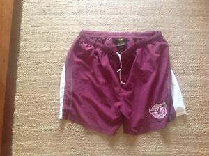Manly training style shorts size large- good used condition