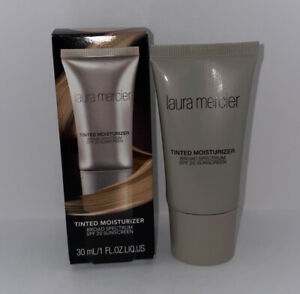 Laura Mercier Tinted Moisturizer SPF20 3W2 SAND 1oz New In Box As Pictured