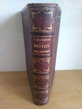Buffon von der Jeunesse nach P.Blanchard 400 Abbildungen Farben Mclaughlin 1859