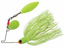 Booyah Pond Magic Spinnerbait - 3/16 Oz - Fire Fly, Bass Redfin Perch Lure