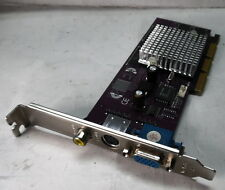 Scheda Video ( Video Card ) AGP DAYTONA NVIDIA Gforce4 MX440 64MB SDR TV-OUT