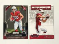 Andy Isabella 2019 Panini Prizm RC & Panini Contenders ROY RC Rookie LOT of 2 🔥