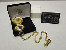 Disney MGM Time Works Limited Edition Pocket Watch 29 of 3000 Series Swiss Parts