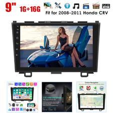 9in 2Din Car Navi GPS Bluetooth Android 9.1 Reversing Machine Fit for Honda CRV