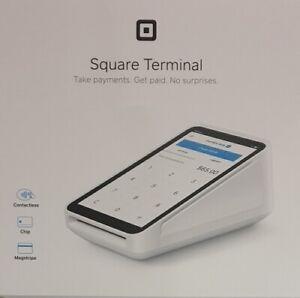 Square Terminal Card Payment Machine + Bonus 20x Receipt Paper
