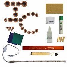IC840  Kangaroo Leather Saxophone Pads, Neck Cork, fits Selmer Mark VI Alto