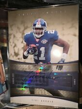 2006 Sweet Spot Sweet Images 5 x 7 #Sitb Tiki Barber Ny Giants