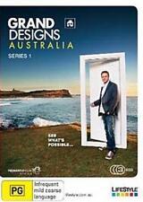 GRAND DESIGNS Australia SEASON 1 : NEW DVD