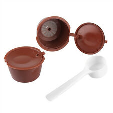 8 Colors Reusable Refillable Coffee Capsule Pod K-cup For Nescafe Dolce Gusto B