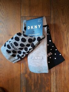 DKNY LADIES' PACK OF 3 PAIRS SOCKS BNIB..