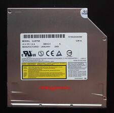 New 12.7mm Panasonic UJ875A Slim slot in 8x CD DVD RW DVDRW SATA Drive Burner