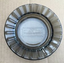 The Claridge Casino Hotel Vegas Glass Ashtray