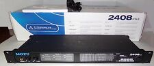Motu 2408 MK3 Audio Interface Very Good Condition Works Great
