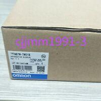 1PC Omron HMI NB7W-TW01B  PLC Controller