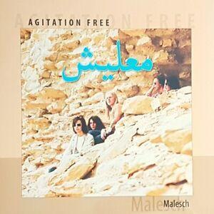 Agitation free - Malesch Vinyl-LP Neu