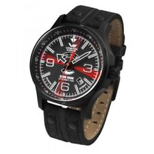 Vostok Europe BNIB 2432-595c531 Radio Room Automatic Men's Watch #148/500