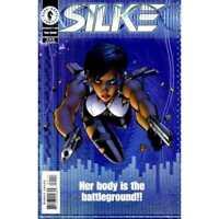 Silke #1 in Near Mint condition. Dark Horse comics [*20]