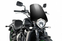 PUIG NAKED WINDSHIELD N.G. TOURING KAWASAKI VULCAN S 15-21 BLACK