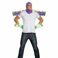 Buzz Lightyear Deluxe Costume Accessory Kit for Adults by Disguise