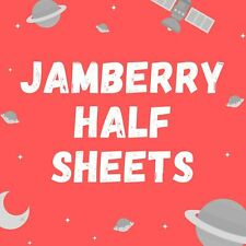 Jamberry Half Sheets - Current, Retired, Exclusive (4 of 5)