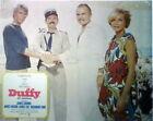 James Coburn, James Mason DUFFY lobby card 1968