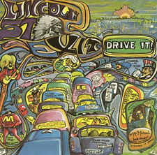 "Lincoln Street exit: ""Drive it"" + Bonustracks (Vinyl Reissue)"