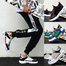 Men Running Shoes Sneakers Walking Casual Sport Breathable Athletic Tennis Shoes