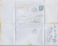N° 23-POINTE-À-PITRE-GUADELOUPE-PAQUEBOT FRANÇAIS N°3-COL.FRA.10/08/1879+CORRESP