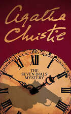 The Seven Dials Mystery by Agatha Christie (Paperback, 2001) BRAND NEW