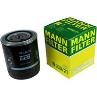 Original MANN-FILTER Ölfilter Oelfilter W 930/21 Oil Filter