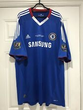 2010-11 Chelsea Home Shirt - 3XL -*Premier League Champions Insignia*